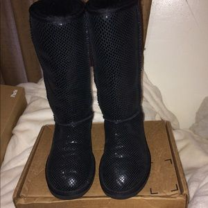 💯% authentic ugg Australia tall boots